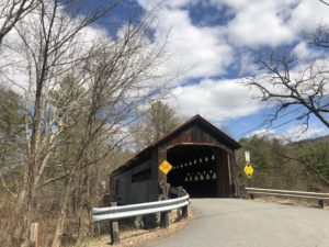 Coombs Covered Bridge (Winchester, New Hampshire)