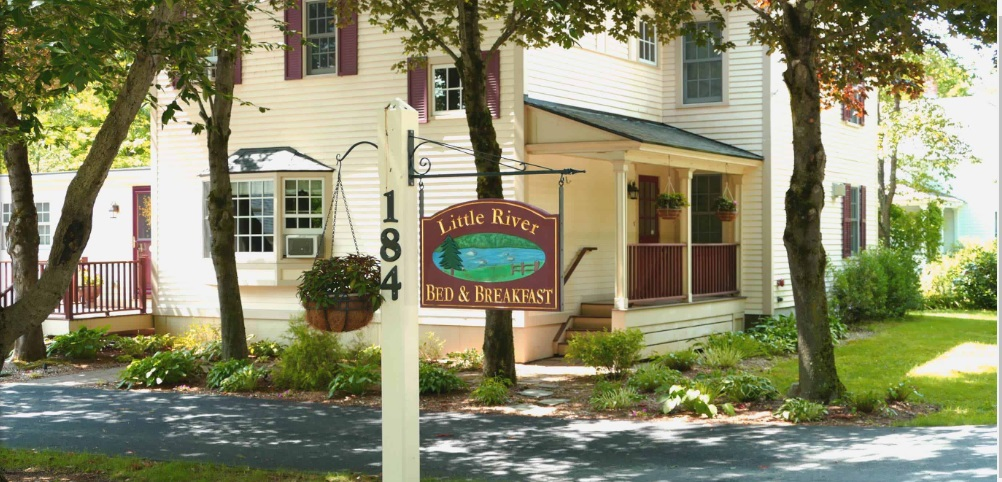 Exterior view of Little River Bed & Breakfast