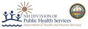 NH Division of Public Health Services logo