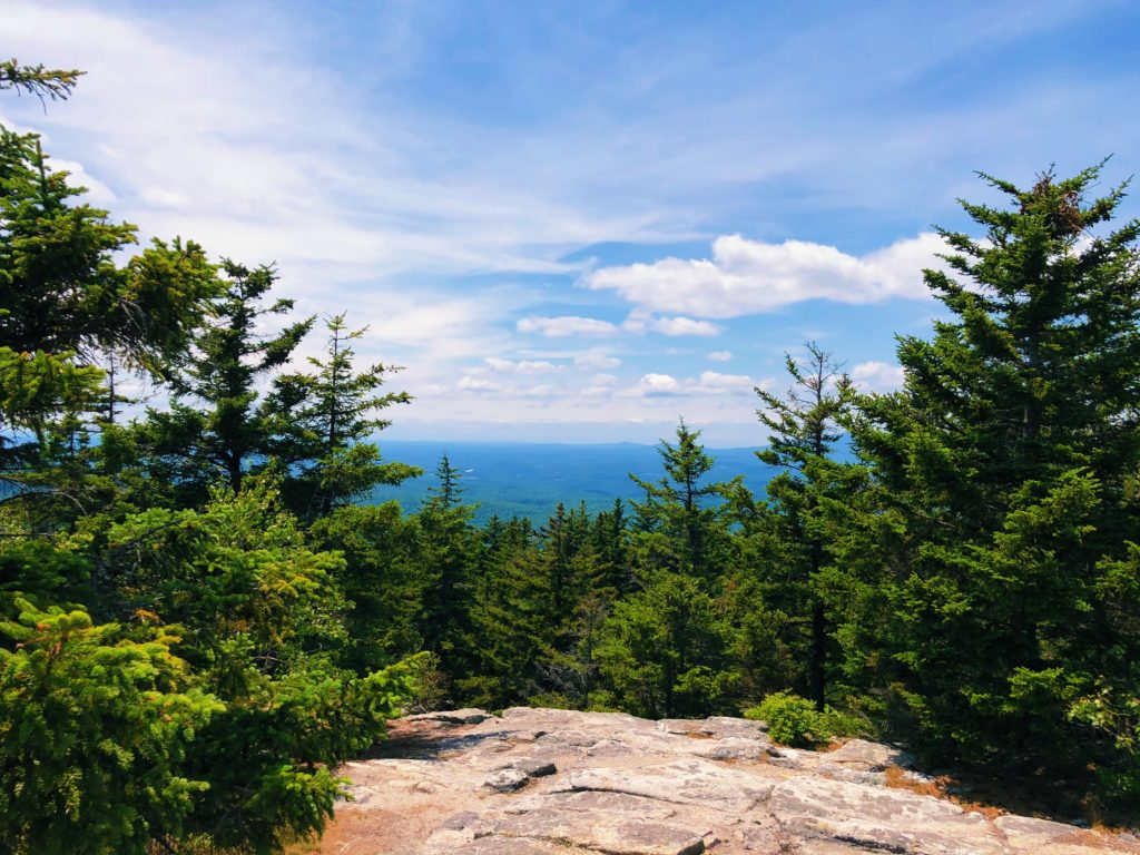 View from North Pack Monadnock