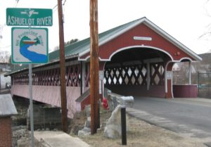 Thompson Covered Bridge, West Swanzey, New Hampshire
