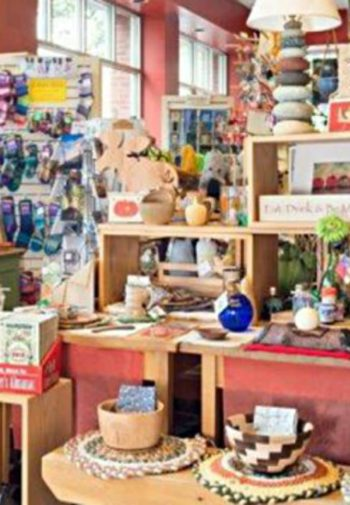 Inside Hannah Grimes store stocked fool of charming items for sale
